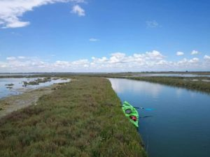lagune de Venise Canoe Vivovenetia