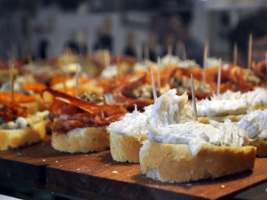 Mangiare a Venezia ciccheti