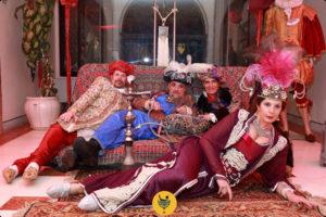Spectacle Carnaval de Venise - Costumes - Vivovenetia