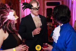 Spectacle Carnaval de Venise - Masque - Vivovenetia