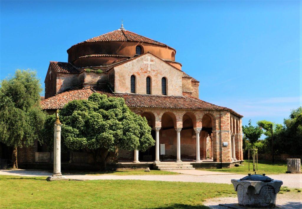 Facciata Chiesa Torcello