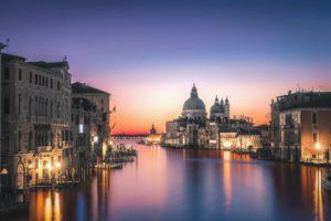Diner croisière Venise Coucher de soleil Vivovenetia