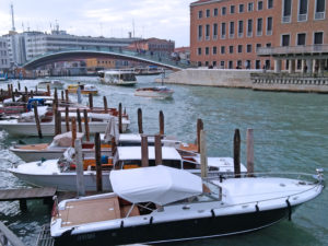 Транспорт Венеция. Такси