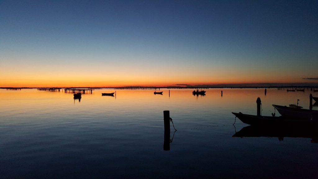 Lagune Venetie