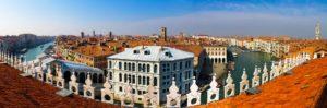 Venise Vue d'en haut - Panorama