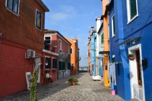 Venise-Burano-ruelle