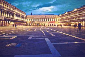 Piazza San Marco Venise
